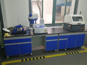 自动抛光试验机